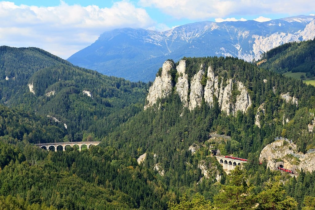 Semmering railway, UNESCO World Cultural Heritage Site, Things to do in Austria
