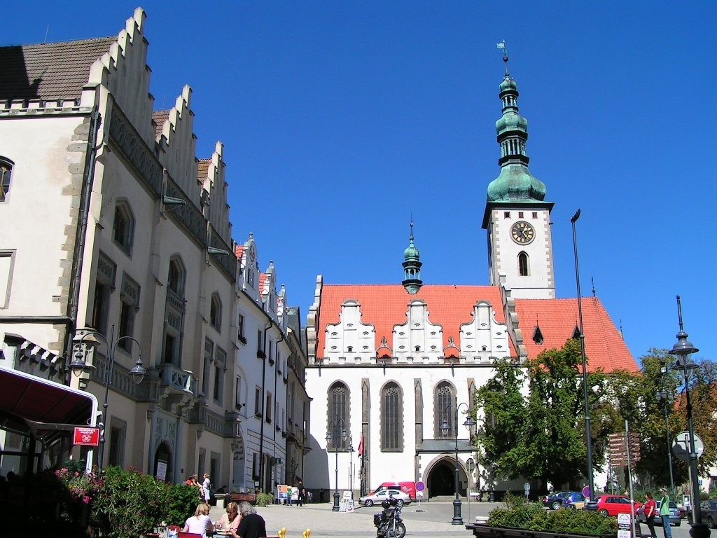 Tábor, The Czech Republic