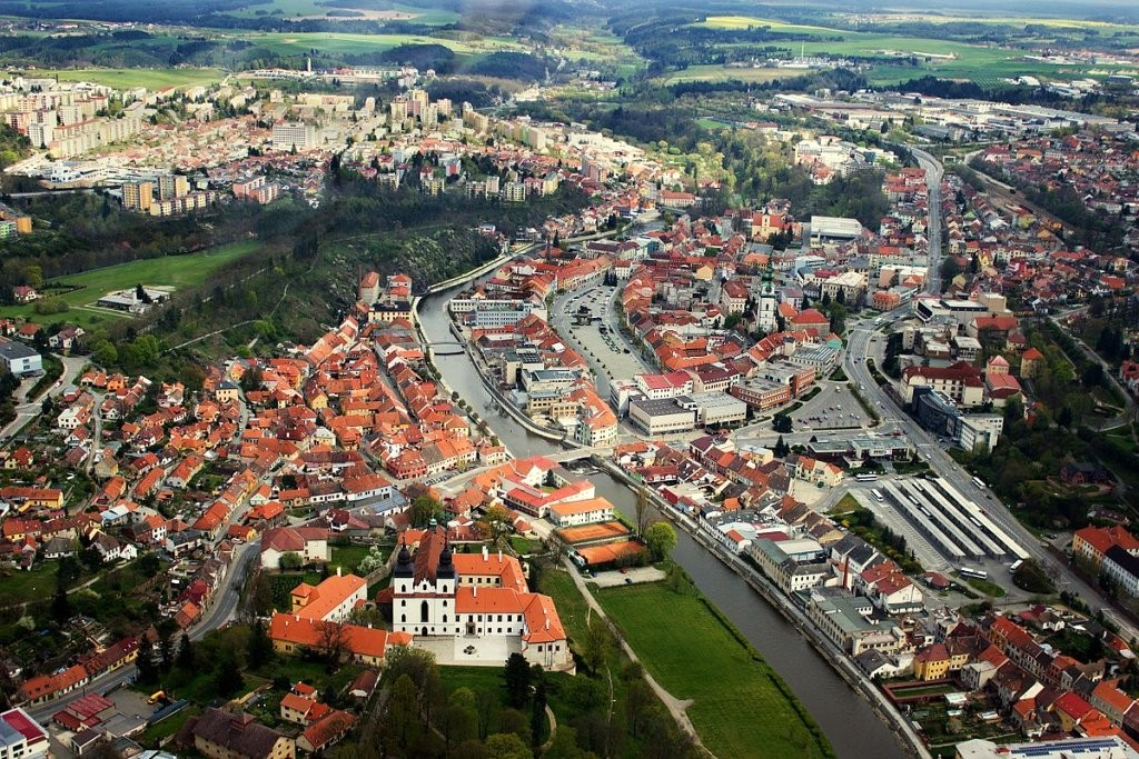 Třebíč, The Czech Republic