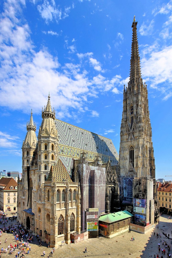 St Stephen Cathedral, Vienna, Things to do in Austria