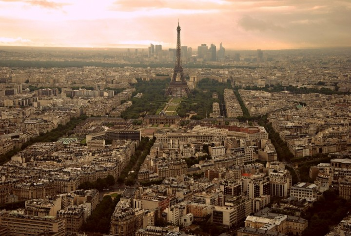 View of Paris from Tour Montparnasse, Things to do in Paris, France