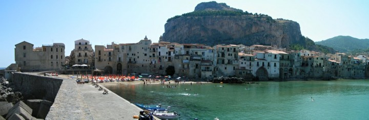 Cefalu beach, Sicily beaches - Best beaches in Sicily, Italy