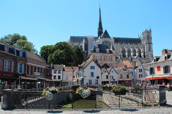 Amiens, Places to visit in France