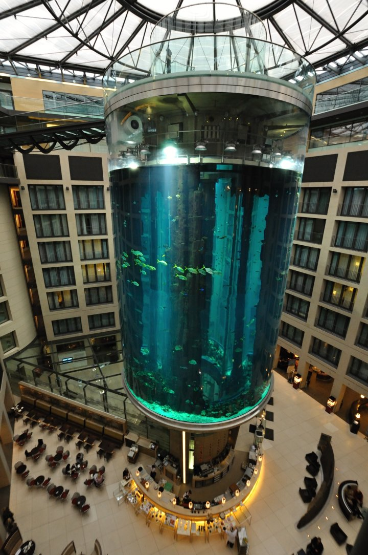 AquaDom, Things to do in Berlin, Germany
