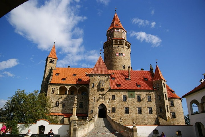 Bouzov Castle, Châteaux and Castles in the Czech Republic