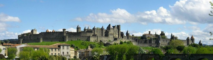 Carcassonne, Places to visit in France