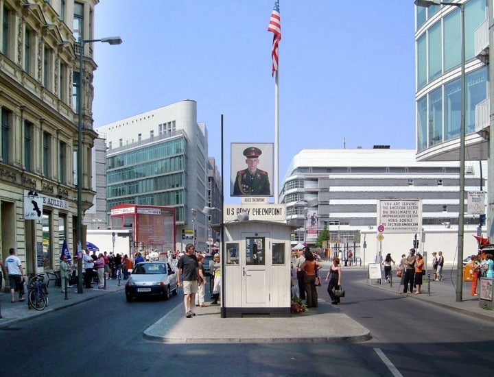 Checkpoint Charlie, Things to do in Berlin, Germany