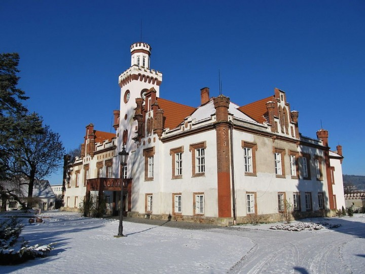 Dub u Prachatic Chateau, Châteaux and Castles in the Czech Republic