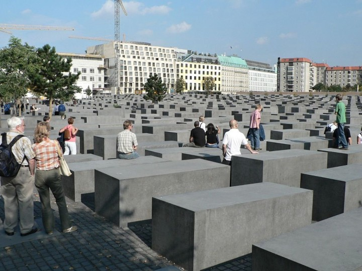 Holocaust Memorial, Things to do in Berlin, Germany