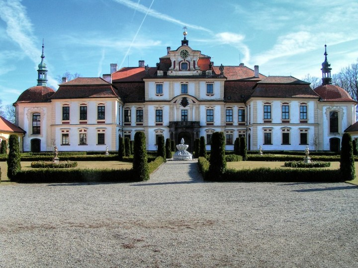 Jemniste Chateau, Châteaux and Castles in the Czech Republic