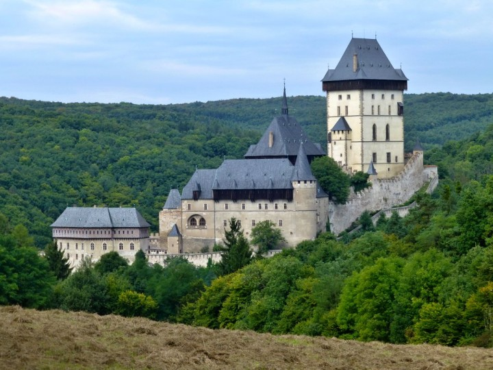 Karlštejn Castle, Châteaux and Castles in the Czech Republic