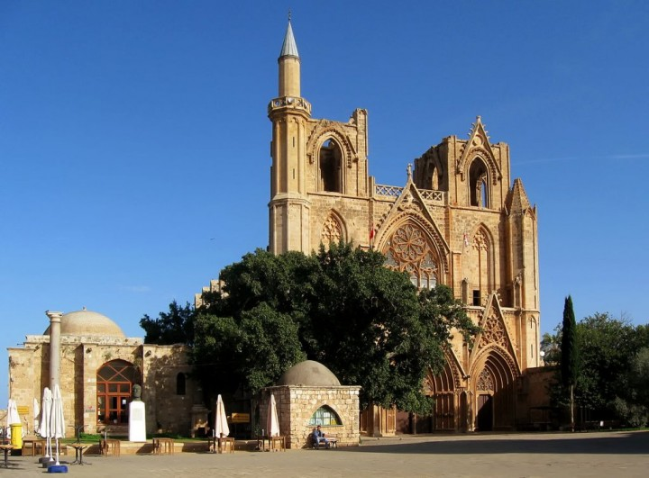 Lala Mustafa Pasha Mosque, Famagusta, Top Things to do in Cyprus