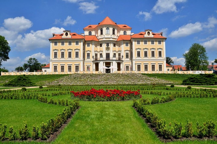 Liblice Chateau, Châteaux and Castles in the Czech Republic