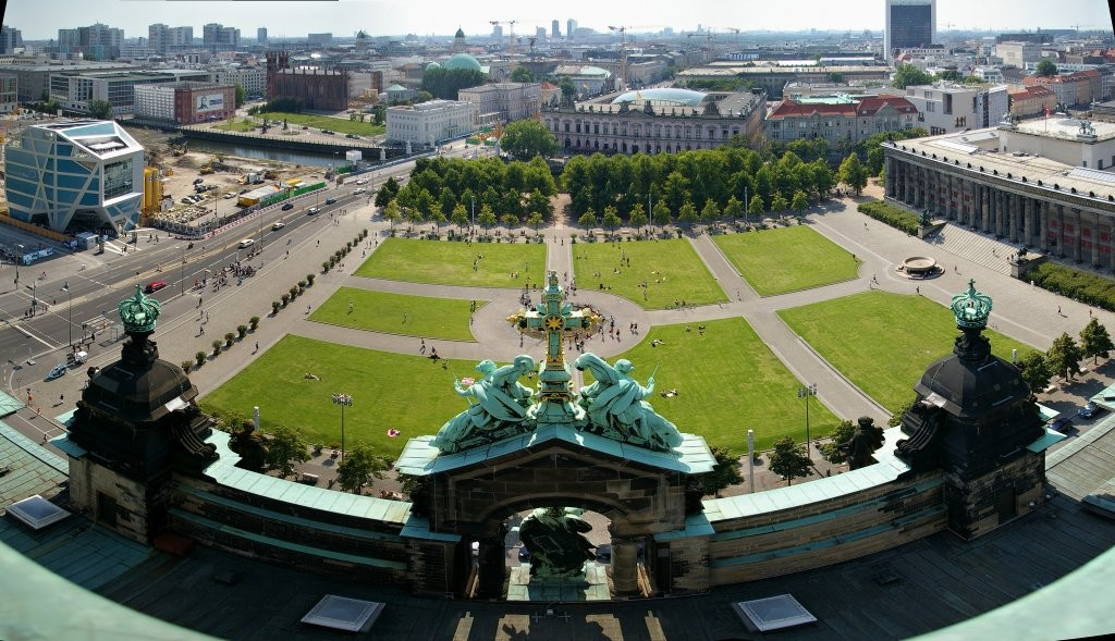 Lustgarten as seen from Berliner Dom, Things to do in Berlin, Germany