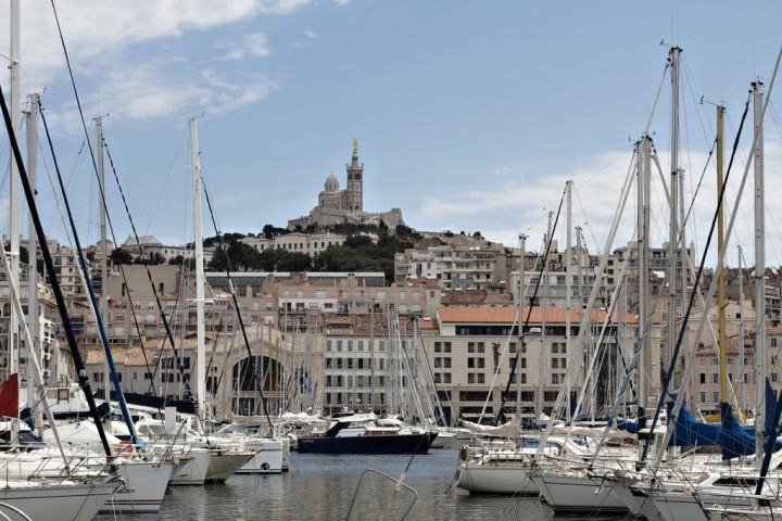 Marseille, Places to visit in France