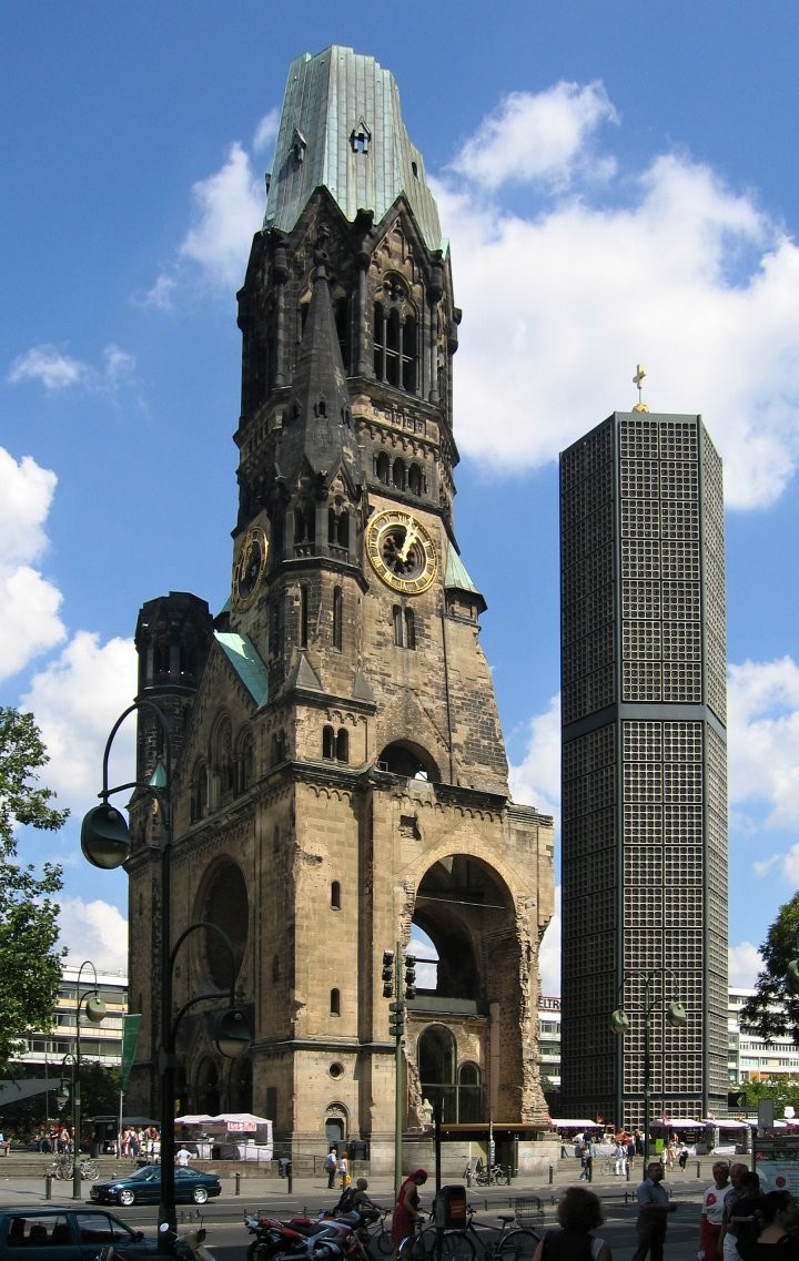 Memorial Church, Things to do in Berlin, Germany
