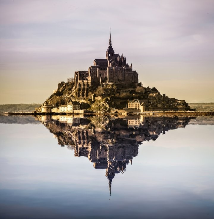 Mont Saint-Michel, Places to visit in France