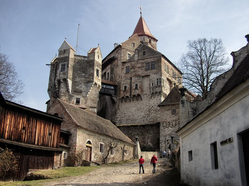 Top 130 Châteaux and Castles in the Czech Republic