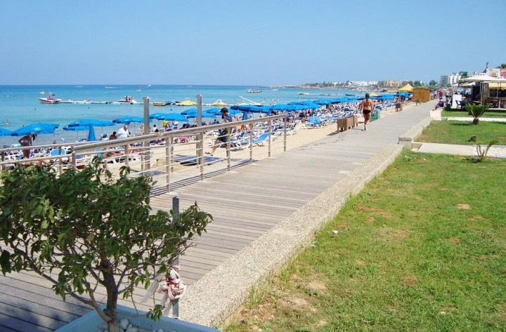 Protaras pedestrian promenade, Top Things to do in Cyprus