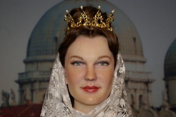 Sissi in Madame Tussaud's Wax Museum, Things to do in Berlin, Germany
