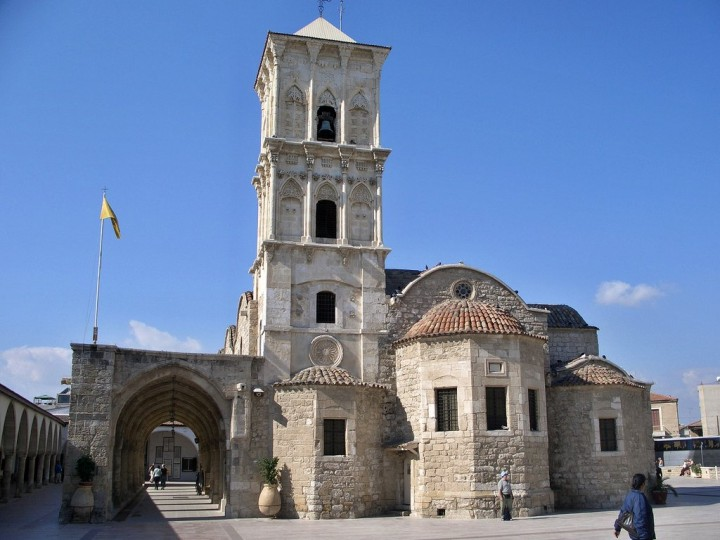 St Lazarus Church in Larnaca, Top Things to do in Cyprus