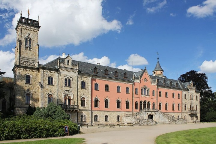 Sychrov Castle, Châteaux and Castles in the Czech Republic