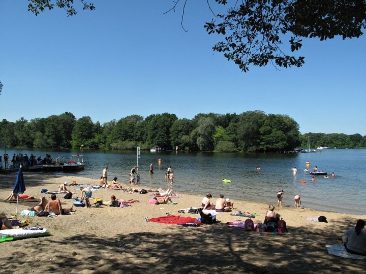 Tegeler See, Things to do in Berlin, Germany