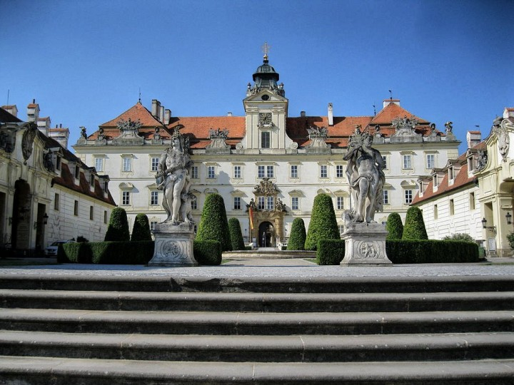Valtice Chateau, Châteaux and Castles in the Czech Republic