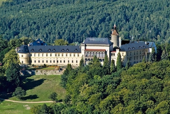 Zbiroh Chateau, Châteaux and Castles in the Czech Republic