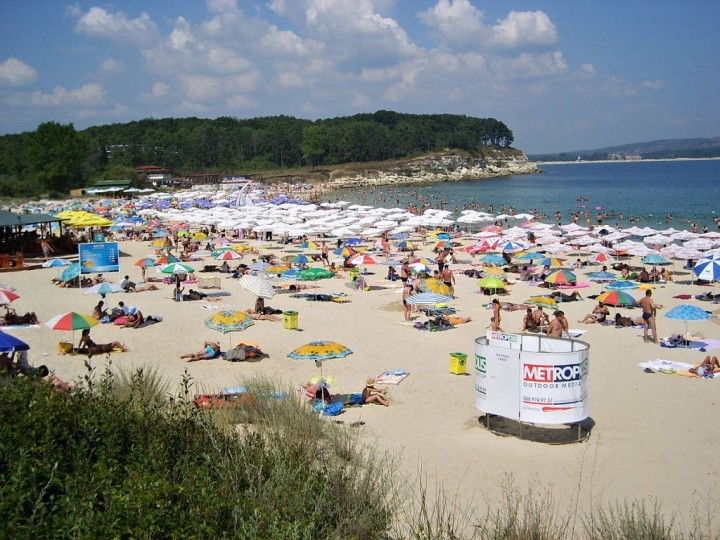 Atliman (Northern) Beach in Kiten, Bulgaria Holidays - Places to visit in Bulgaria