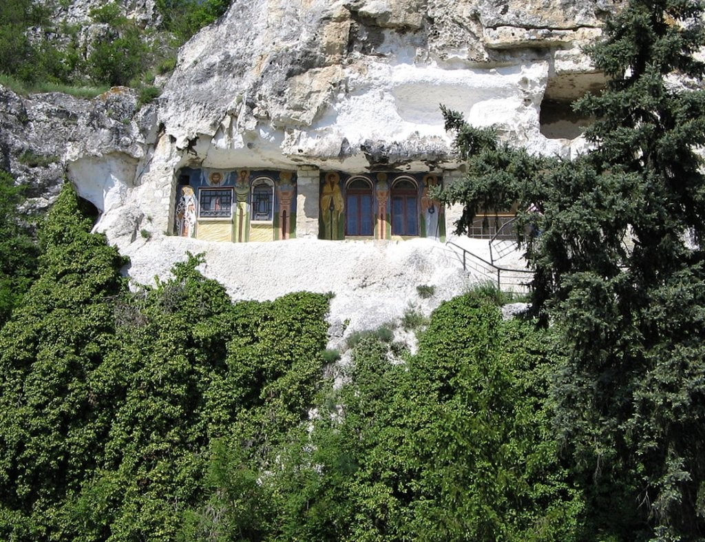 Basarbovo monastery, Places to visit in Bulgaria