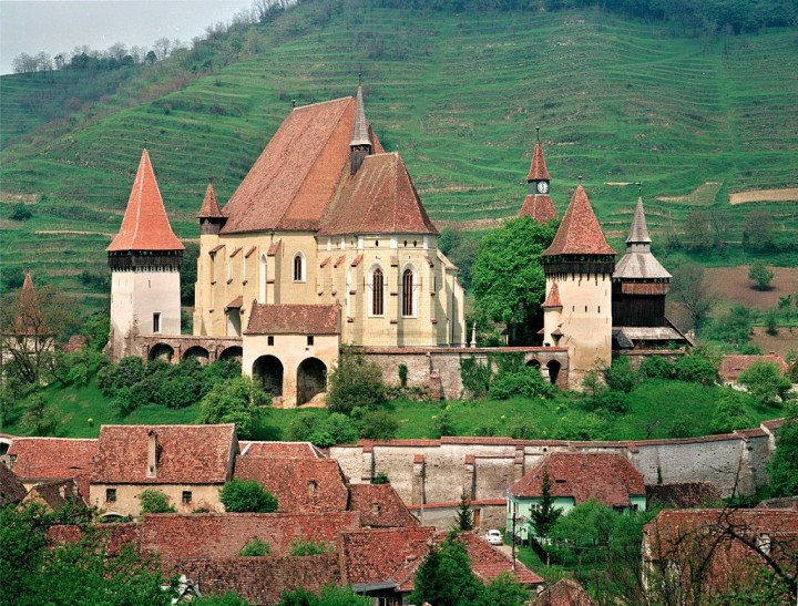 Biertan Fortified Church, Transylvania, Visit Romania