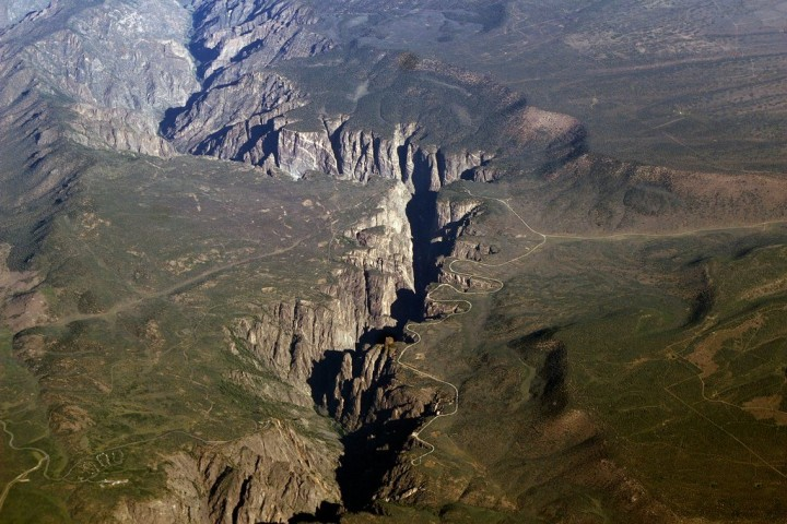 Black Canyon of the Gunnison National Park, US National Parks