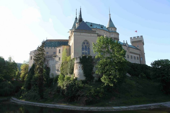Bojnice, places to visit in Slovakia