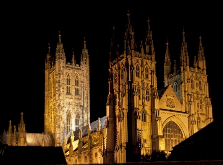 Canterbury Cathedral, England, UK - Day Trips from London