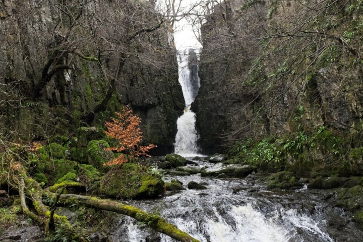 Catrigg Force, Yorkshire Dales National Park, England, National Parks in the UK