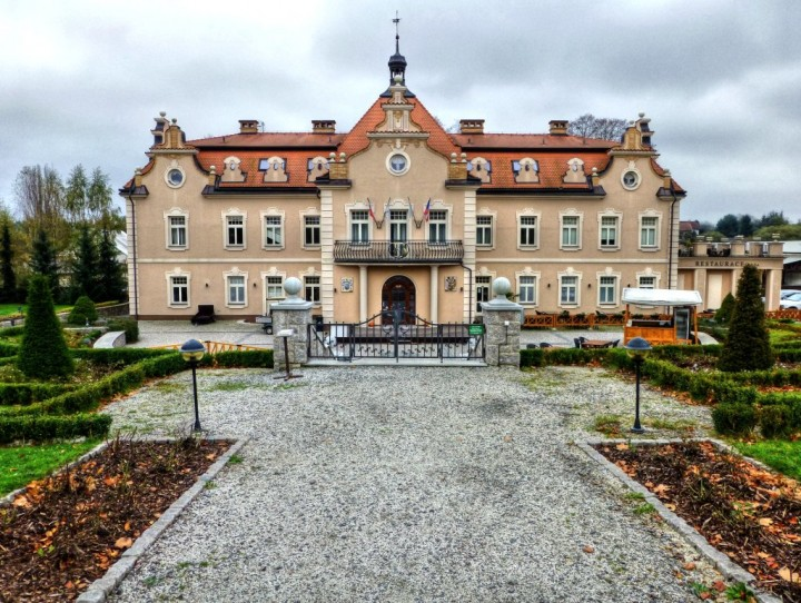Chateau Berchtold, Czech Republic