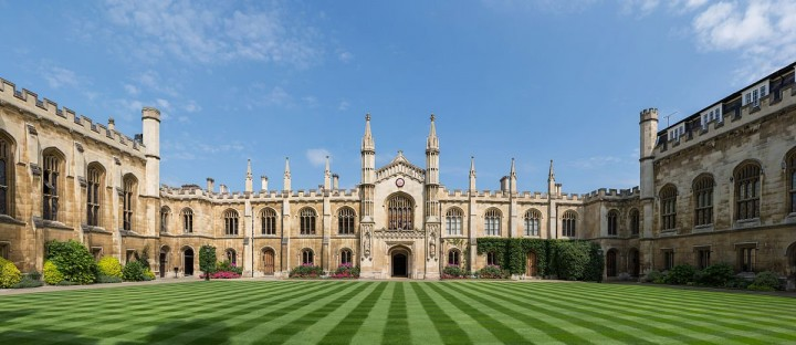 Corpus Christi College, Cambridge, England, UK - Day Trips from London