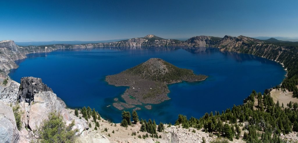 Crater Lake National Park, US National Parks