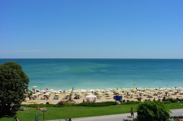 Golden Sands resort beach, Bulgaria Holidays - Places to visit in Bulgaria