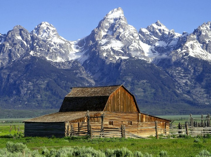 Grand Teton National Park, US National Park
