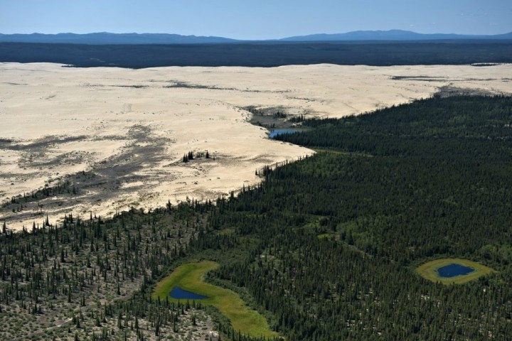 Great Kobuk Sand Dunes, Kobuk Valley National Park, US Holidays