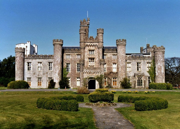 Hensol Castle, Castles in Wales, Visit Wales, UK
