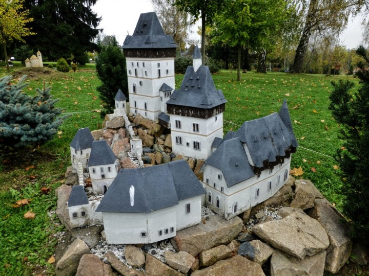 Karlstejn Castle at Chateau Berchtold, Day trips from Prague, The Czech Republic