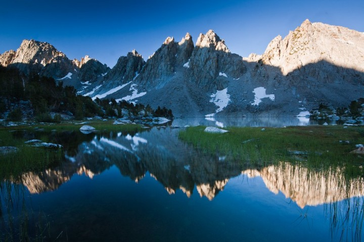 Kearsarge Lakes, Kings Canyon National Park, US Holidays
