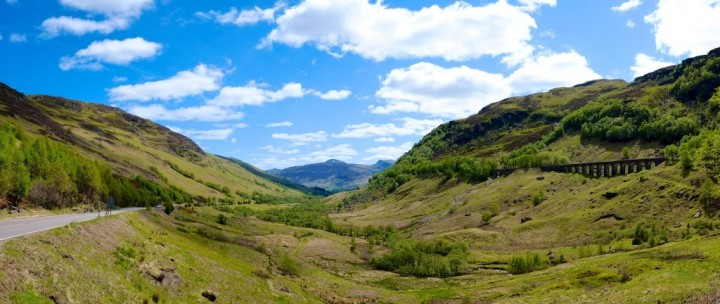 Loch Lomond and The Trossachs National Park, Scotland, National Parks in the UK