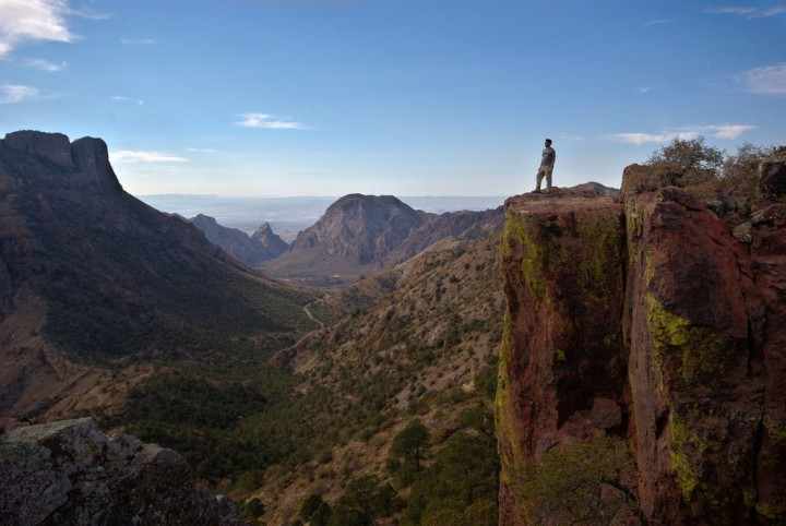 Lost Mine Trail, Big Bend National Park, US National Parks