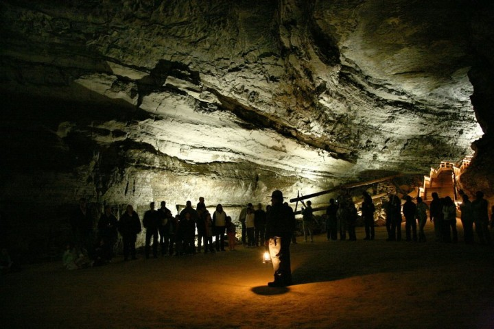 Mammoth Cave National Park, US National Parks