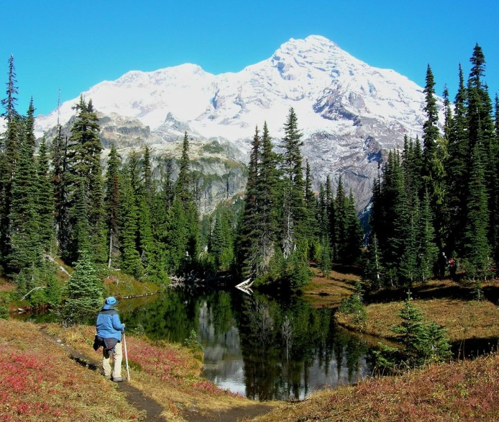 Mount Rainier National Park, US National Parks