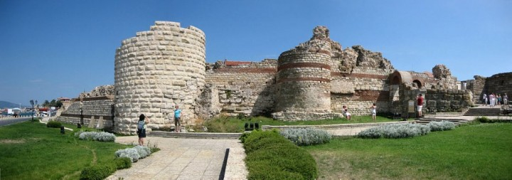 Nesebar fortifications, Bulgaria Holidays - Places to visit in Bulgaria